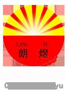 朗煜工装公司logo
