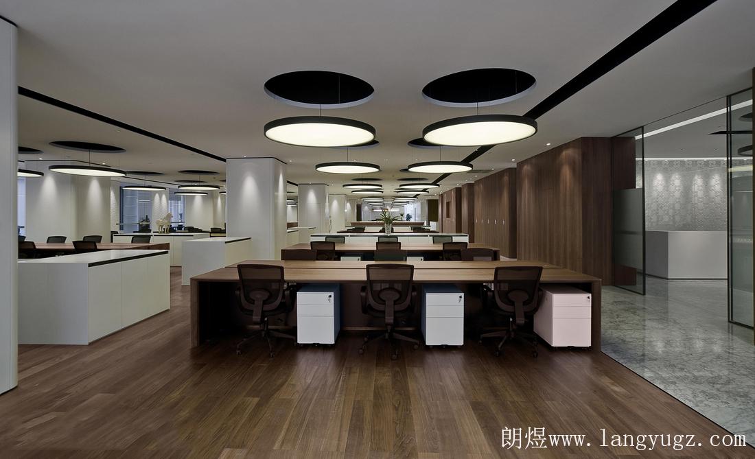 成都办公室装修设计有哪些特点?该如何区分?-装修设计-成都朗煜工装