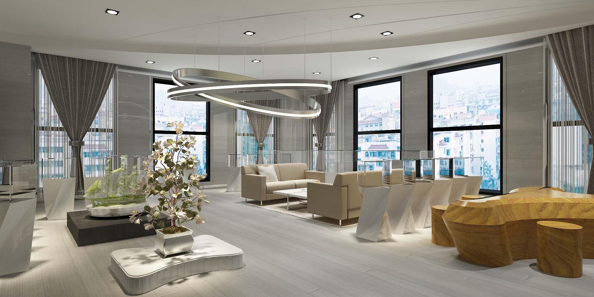成都办公室装修.办公室装修的几种风格推荐-工装设计-成都朗煜工装公