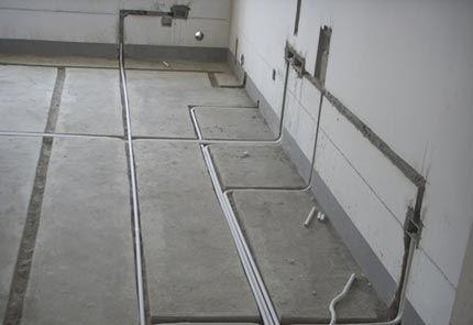 成都厂房装修.雨季装修厂房如何做好防潮