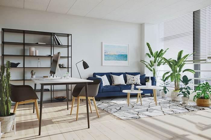 办公室装修时甲醛的主要形成几大因素,应该怎么避免?