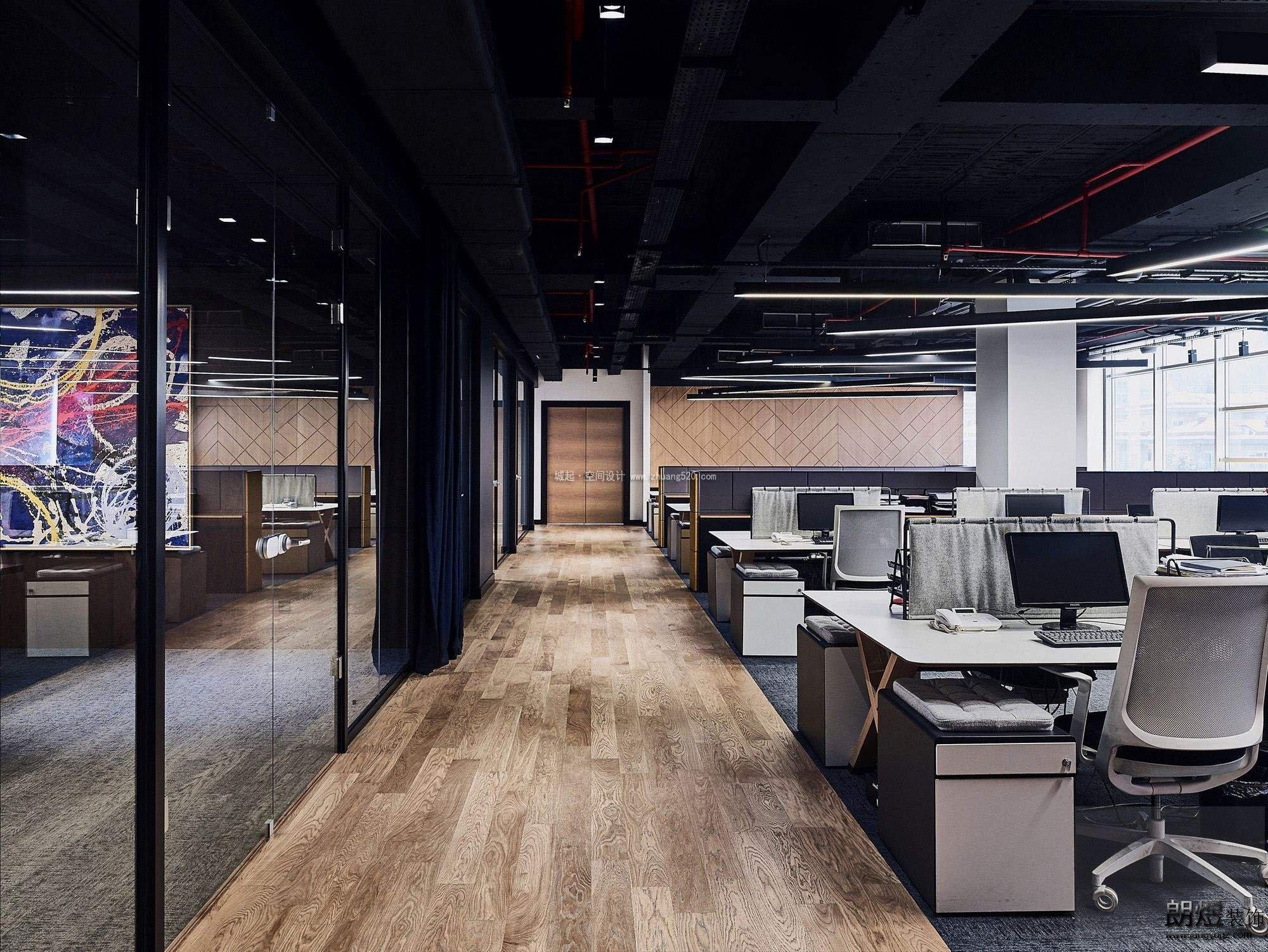 解密!办公室装修木地板选购几大误区!