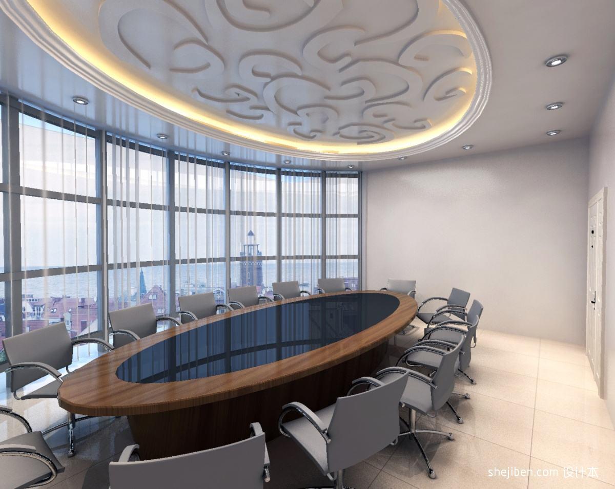 2019最新颖会议室装修方法!值得一看!