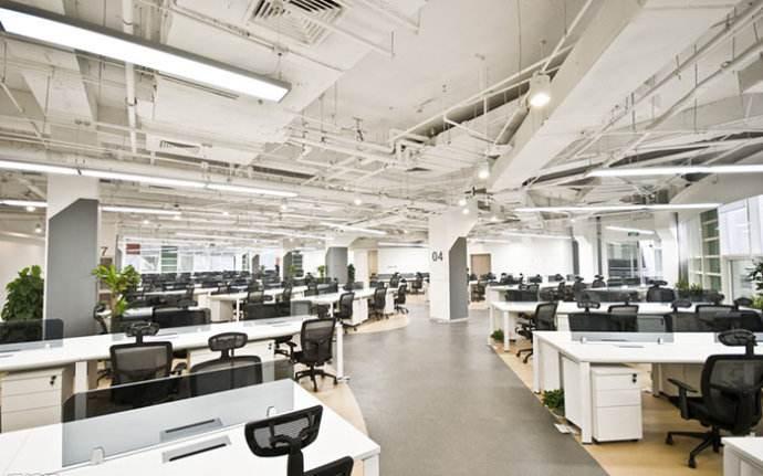 全面解析!开放式办公室装修的特点及优势!