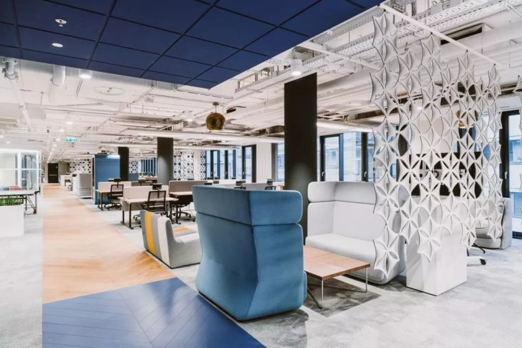 最具特点的简约办公室装修方法推荐!