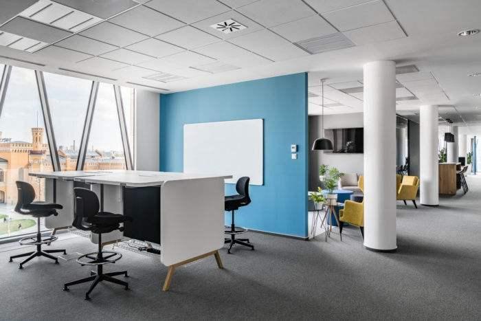 成都科技办公室如何装修设计更加美观?