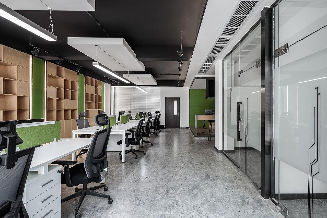 办公室装修一般用什么门比较合适?