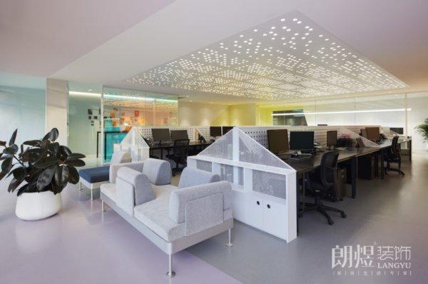 想办公室装修设计更完美,这三点一定要