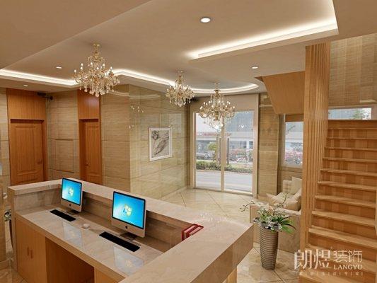 成都如家商务宾馆装修设计效果图