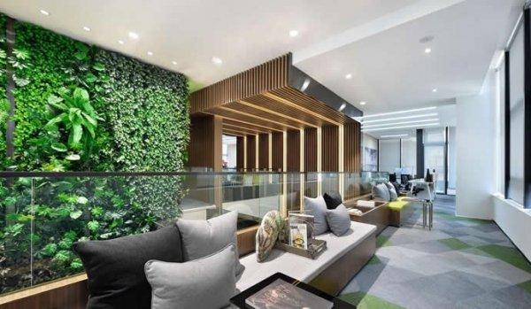 办公室公共休息区怎么设计比较好?