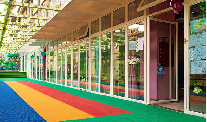 成都幼儿园装修设计哪家好?