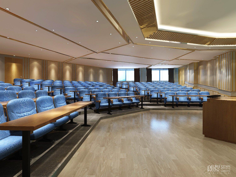 400平米阶梯教室装修效果图