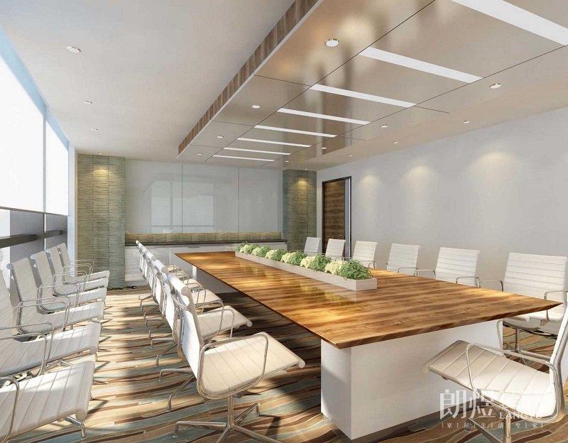 办公室装修吊顶设计类型及效果图