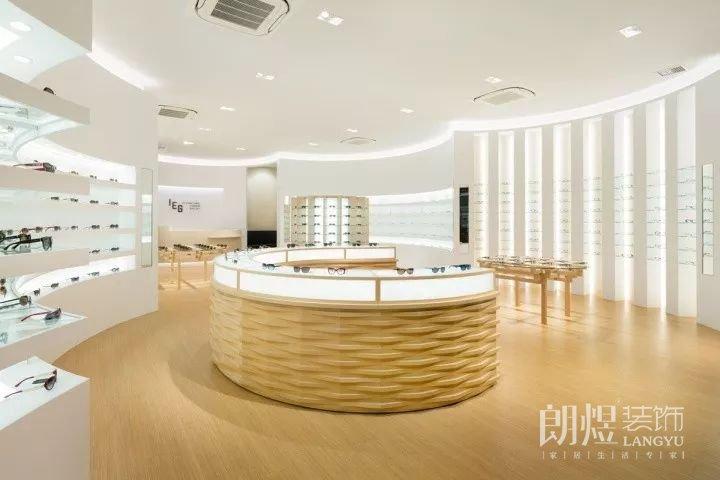 成都眼镜店装修设计的四大要素!