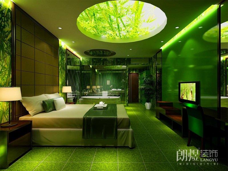 成都主题宾馆如何装修设计?