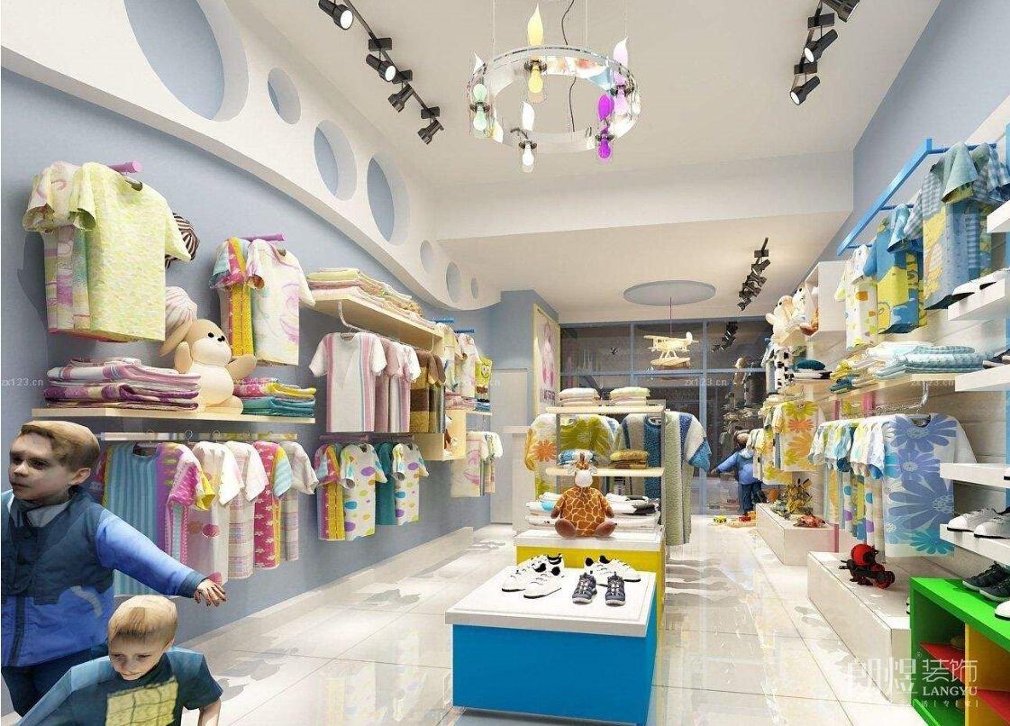 童装装修要多少钱?如何设计才能吸引客