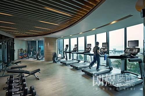 一个完美的健身房应包含哪些区域?
