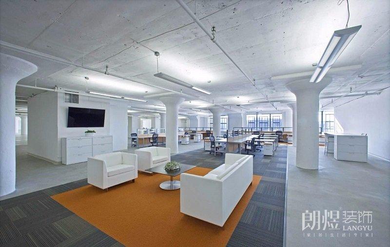 办公室装修铺地毯的好处