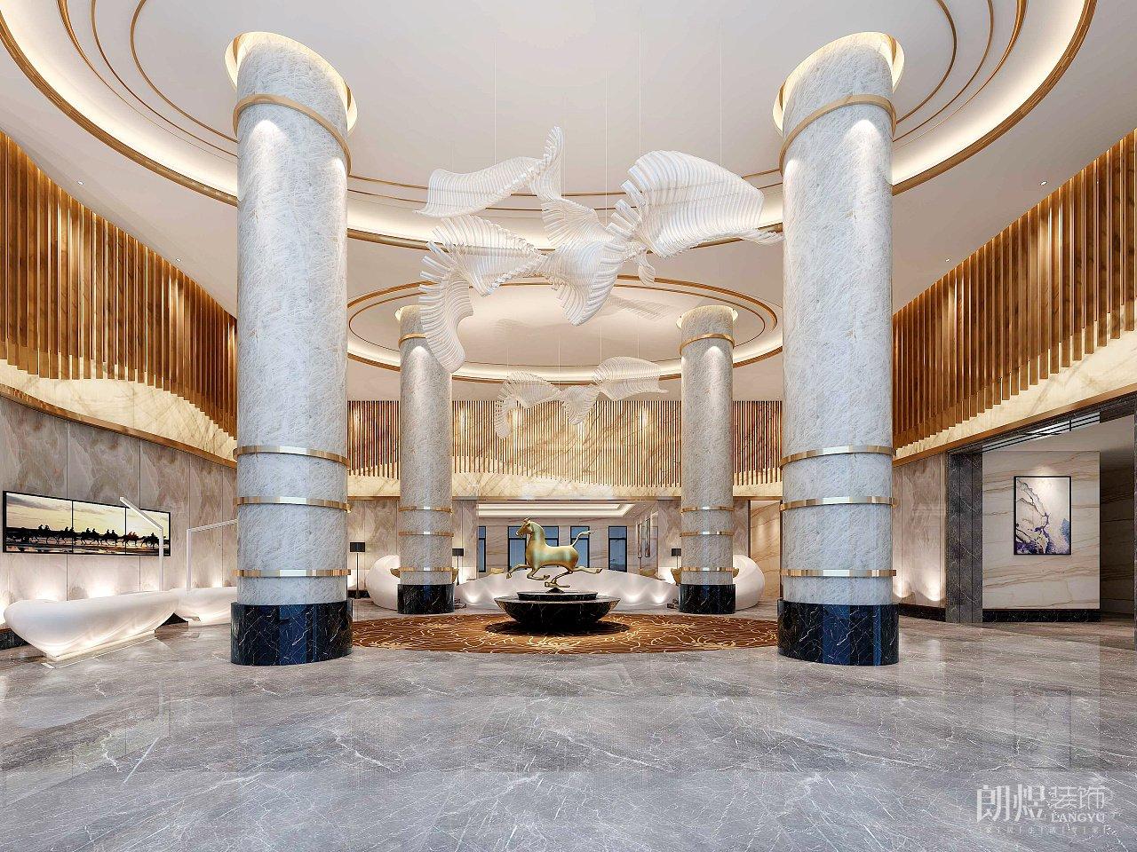 星级酒店大堂有哪些设计标准?