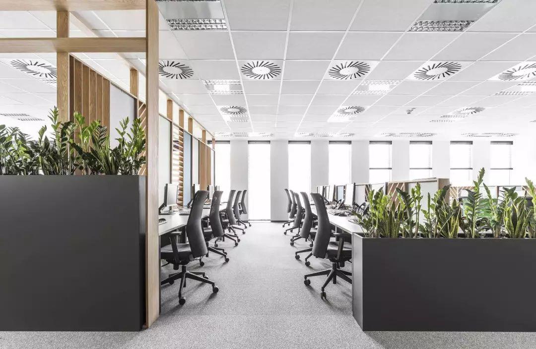 6个办公室装修设计兼顾经济成本和视觉效果方法