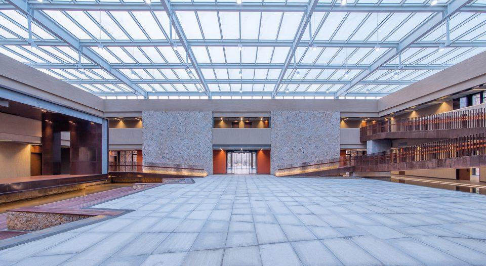 展厅怎样设计装修比较有创意?展厅装修注意事项