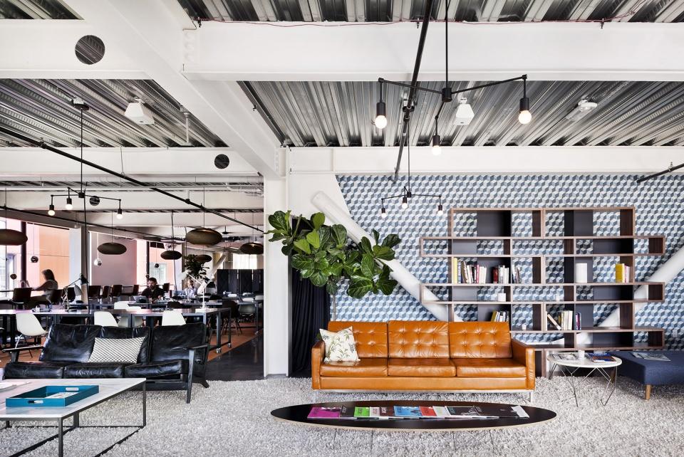 浅谈办公室装修设计的具体要求