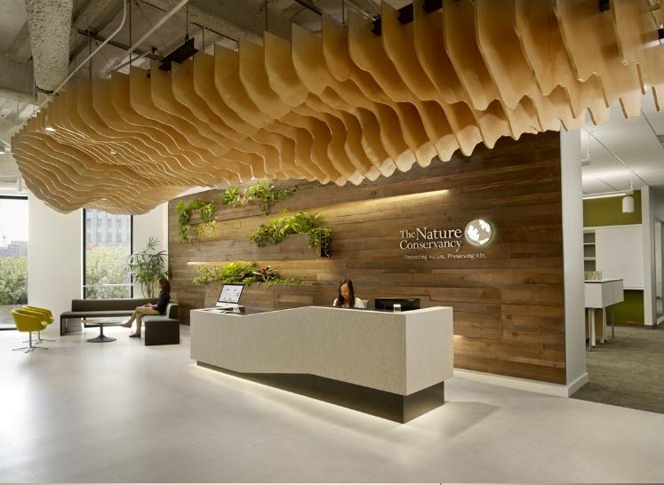 办公室前台设计要注意哪些事项?前台风水有哪些?