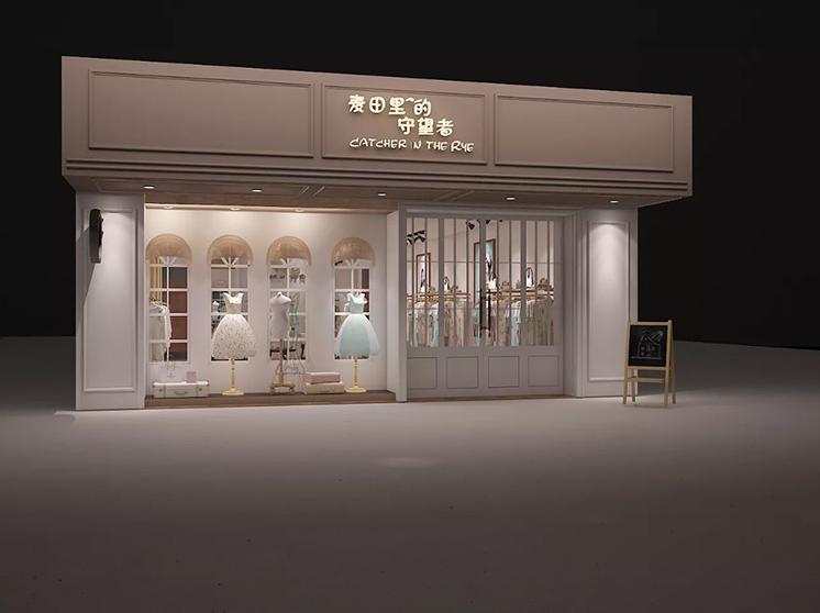 女装店门头设计需要注意什么?
