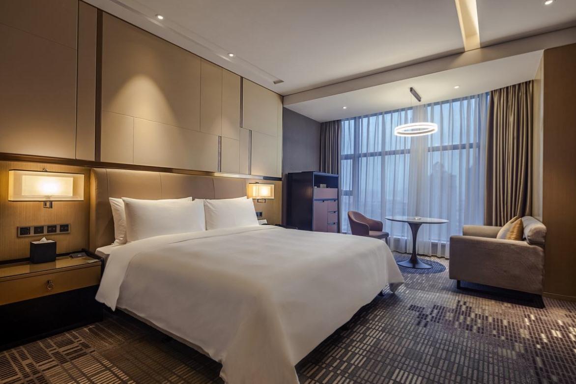 【美!】现代中式精品酒店客房装修效果
