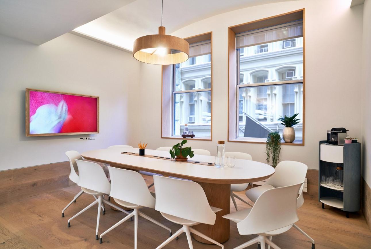 精美小型会议室装修效果图,总有一款你会