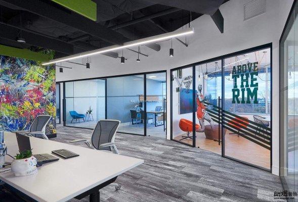 其实,小型办公室装修空间利用好了.比你想象中的更大!