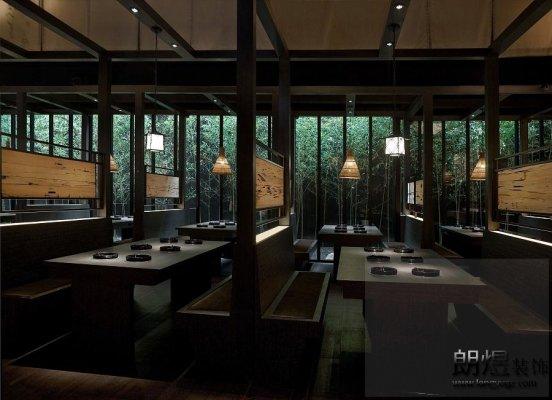 从茶餐厅软装细节入手,让成都茶餐厅装修的更高端!