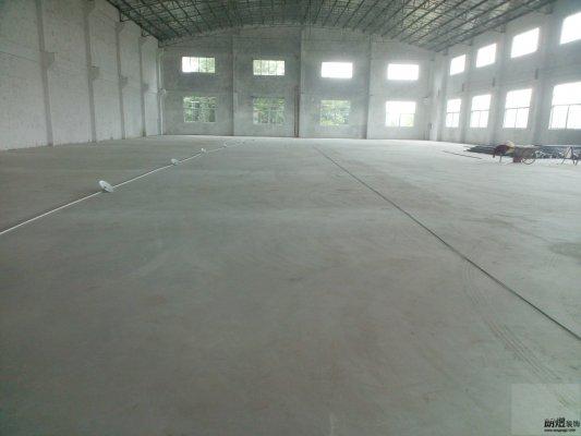 深度解析!工业厂房地坪装修施工前处理详细流程介绍!