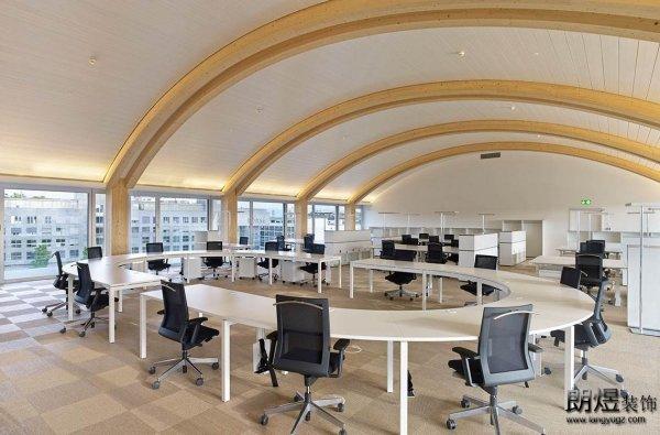 影响成都办公室装修效果的四个因素,少花冤枉钱!