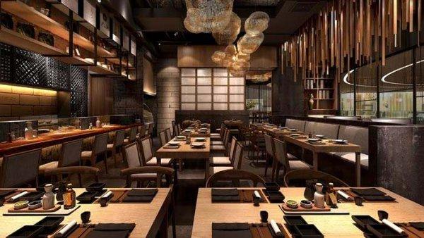 2019年日式料理餐厅如何装修设计?