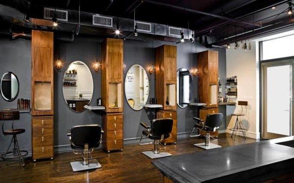 最潮流理发店装修设计有哪些注意事项?