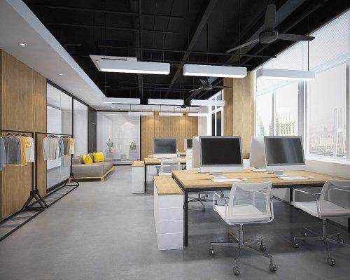 2019年最新简单大气办公室装修攻略!