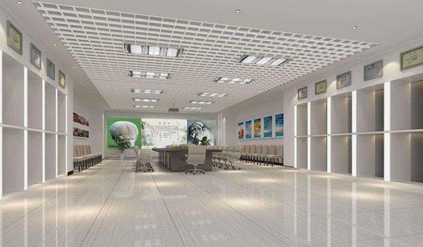 办公室装修是天花板如何设计?