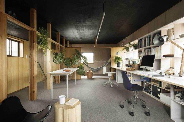 成都小型工作室装修设计技巧分享!