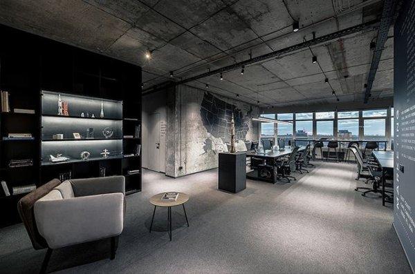 高端成都办公室装修适合的几类风格介绍!