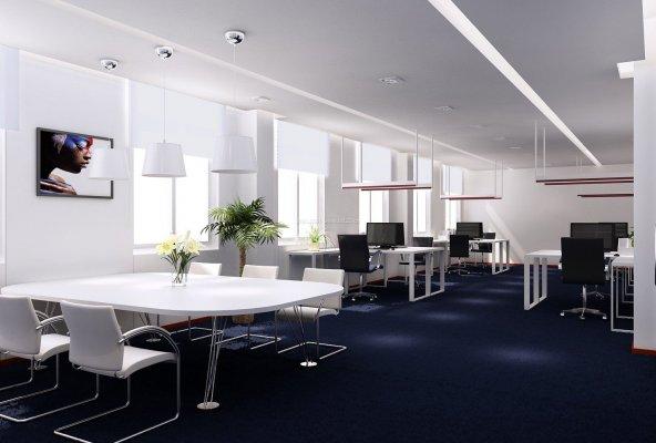 进行成都办公室装修时需要确定的几个基本要求!