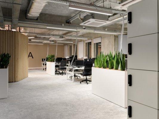 简约风格办公室装修设计理念曝光!