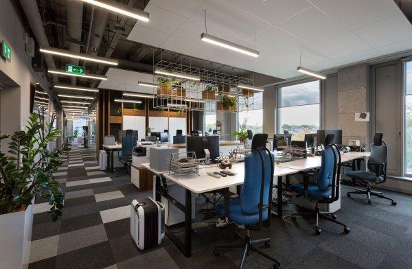 现代办公室装修与老式办公室装修有何不同?
