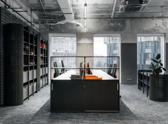 浅谈金牛区办公室装修理念及装修风格!