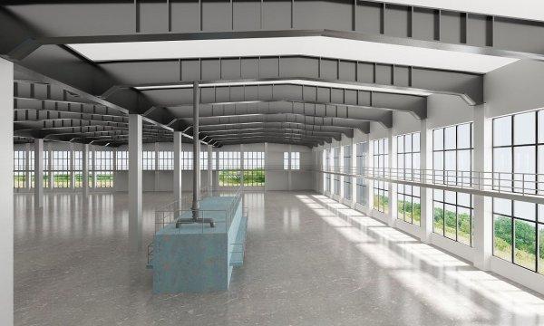 完美的成都工厂厂房装修墙面粉刷注意事项!