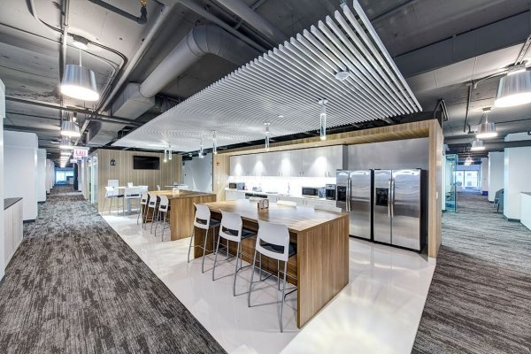优秀的办公室装修能够对工作带来什么好处?