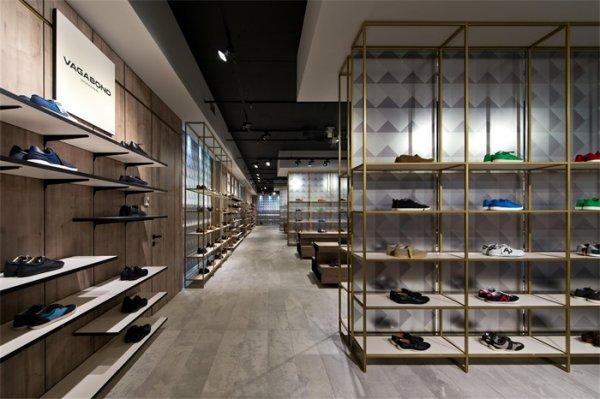 成都品牌鞋店应该如何装修设计?