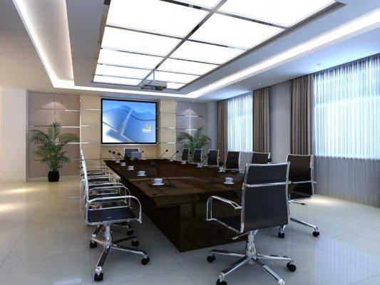 办公室会议室应该如何装修?桌椅布局有哪些些常见问题?