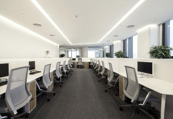 成都高新创意科技办公室应该如何装修?