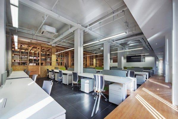 成都办公室装修设计费多少钱?有统一收